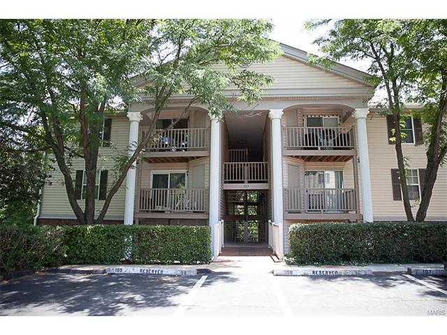 717 Ridgeside Drive Unit: K, Ballwin in St Louis County, MO 63021 Home for Sale