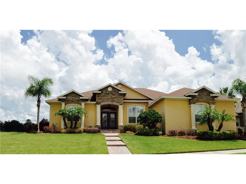 One of Lakeland 4 Bedroom Gated Homes for Sale
