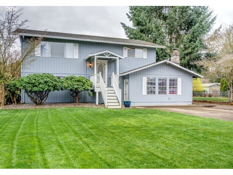 815 NE 16TH AVE, Canby in Clackamas County, OR 97013 Home for Sale