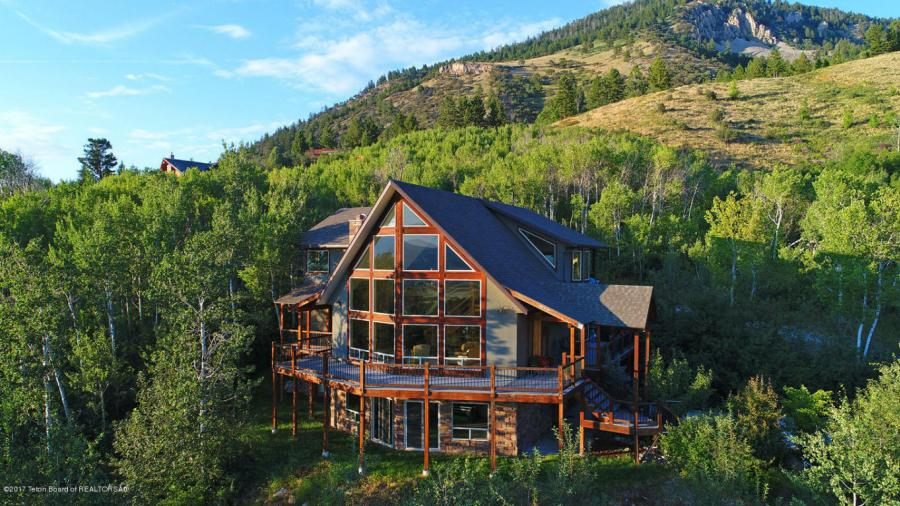 167  EVERGREEN DRIVE, Star Valley Ranch, Wyoming