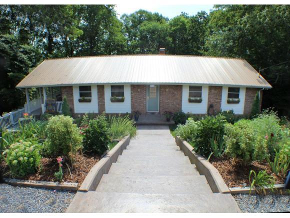 3715 Skyland Drive, Kingsport, Tennessee Homes & Land - Real Estate